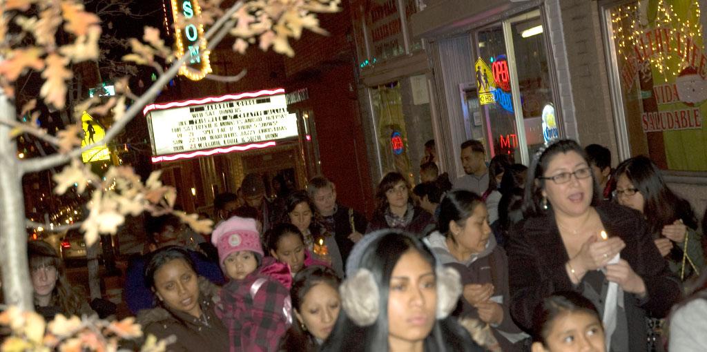 Latino holidays take root in Highlandtown