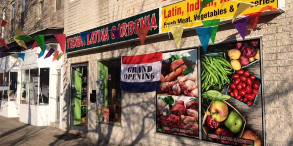 grocery stores in HIghlandtown