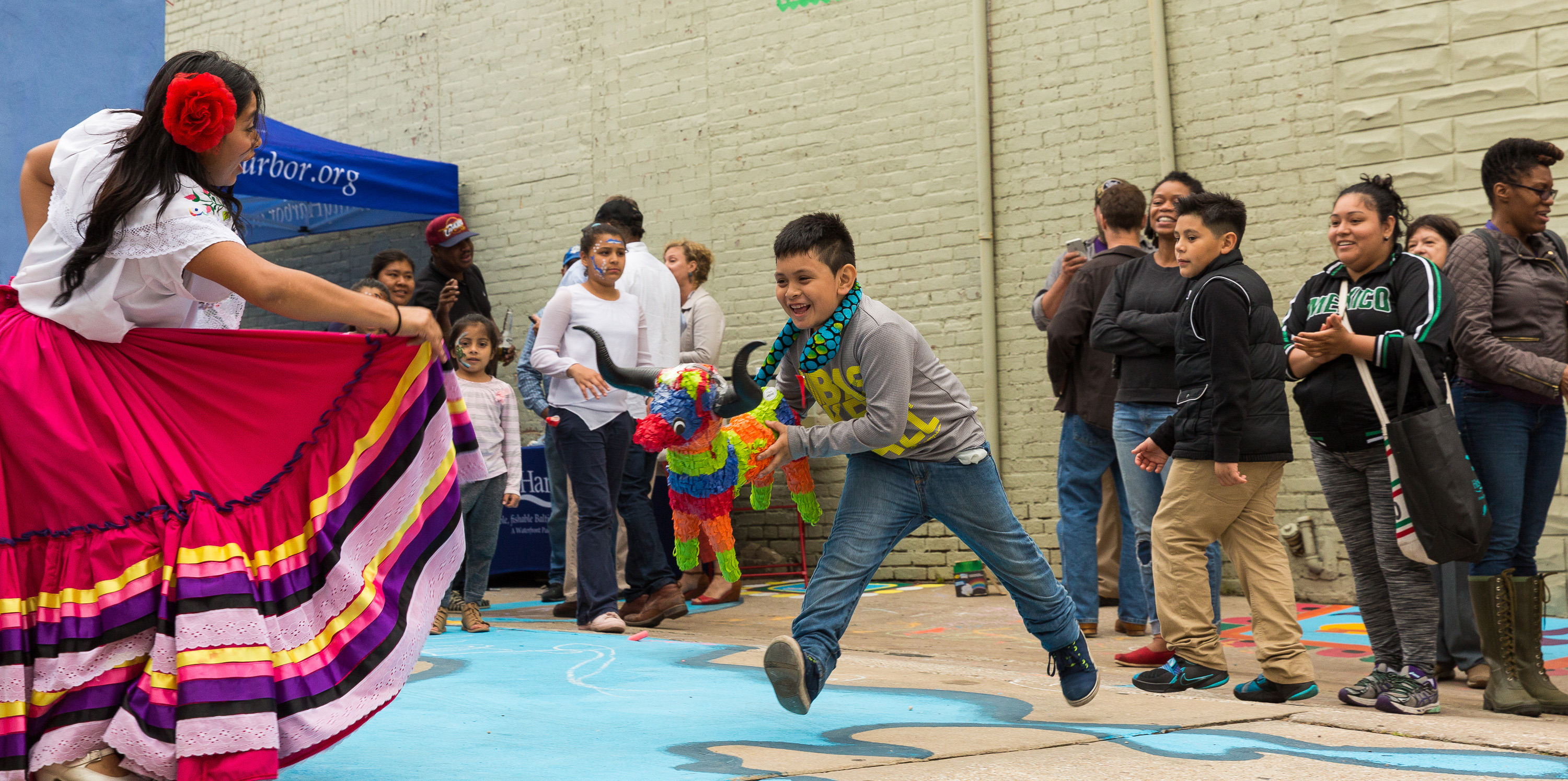 Mariachi Alley Party & Mural Celebration