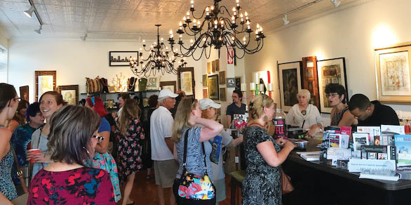 Highlandtown First Friday Art Walk: SEPT 1